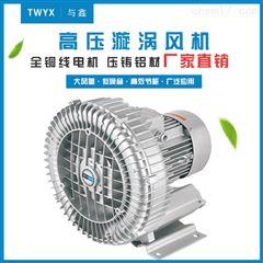 1.5kw单叶轮高压风机