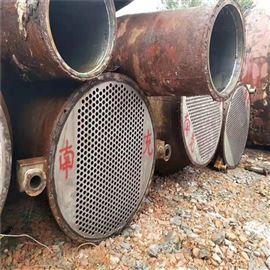 6处理二手进口32管6米长冷凝器