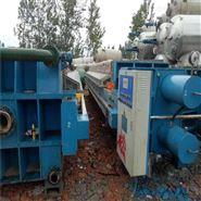 威海处理污水处理自动拉板隔膜压滤机分离机