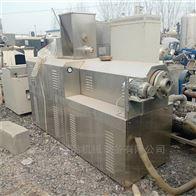 二手1.8吨饲料单螺杆式膨化机全国供应