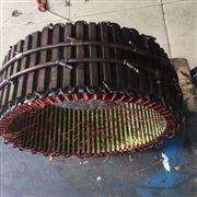 西门子扭矩电机水管堵路外壳发烫修复解决