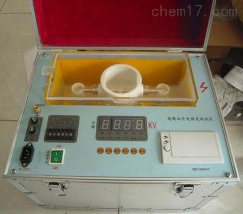绝缘油介电强度测试仪耐压测定仪