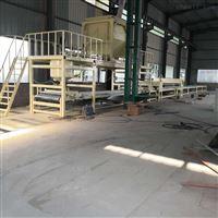 全自动砂浆岩棉复合板设备生产规格
