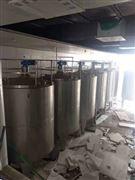 二手5吨乳品发酵储罐甩卖