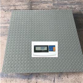 XK3190-A12+(E)1*1m电子碳钢地磅