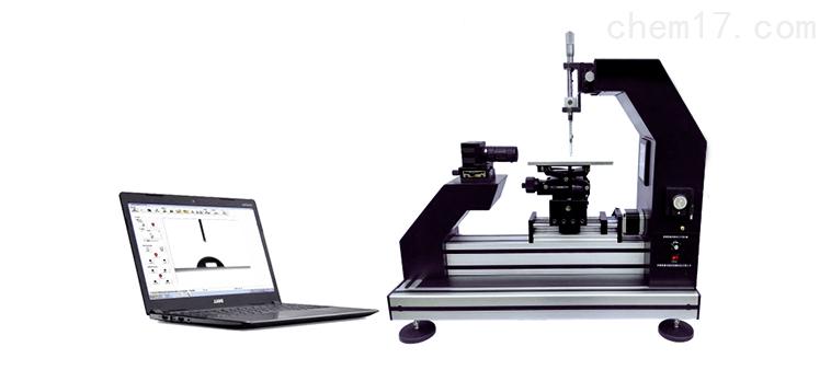 JCJ-360A系列视频接触角测定仪