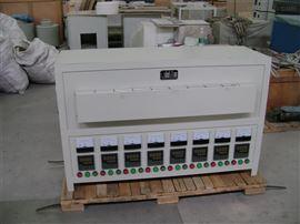 SKT-8-14单边线性管式梯度电阻炉