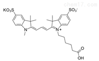 Cyanine3Sulfo-Cy3 carboxylic acid水溶性荧光染料