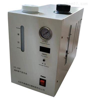 北京HS系列氢气发生器(气体发生器)