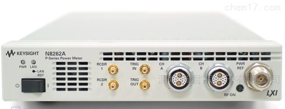 是德N8262A模块化功率计