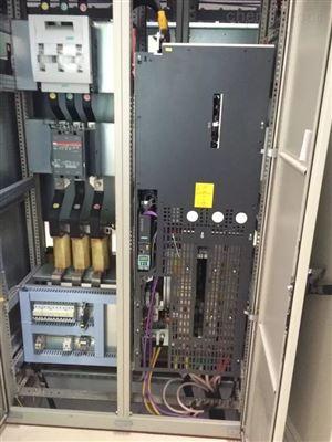 当天解决修复西门子直流变频器开机无显示