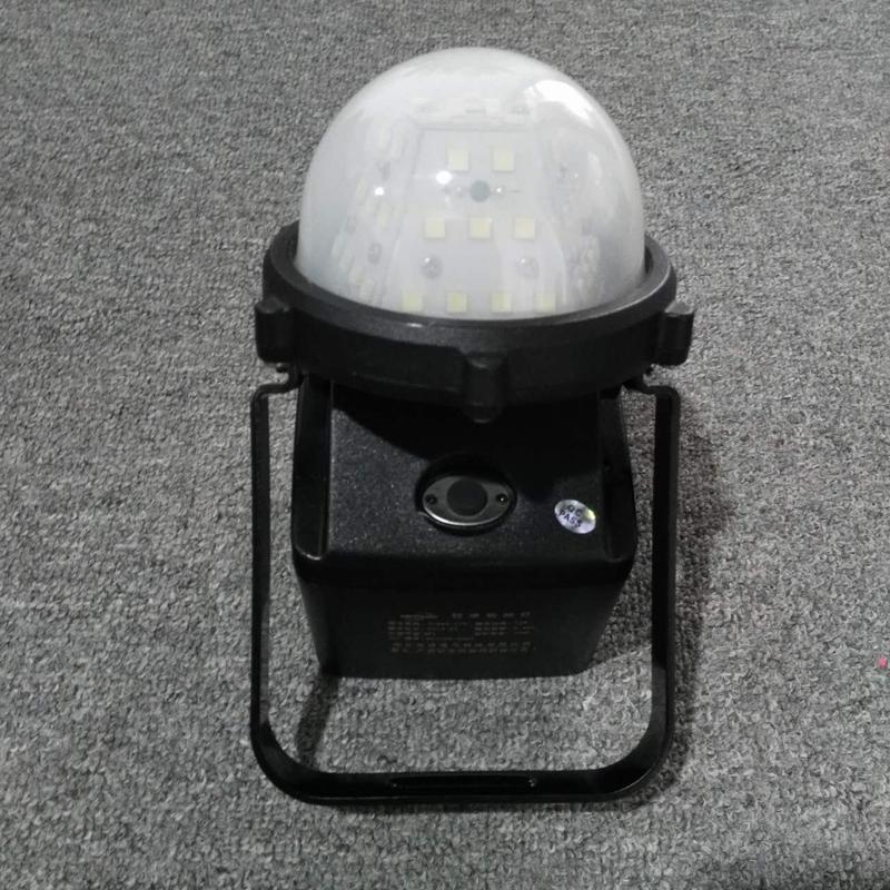 惠州BR7100C货场点货应急照明手提作业灯
