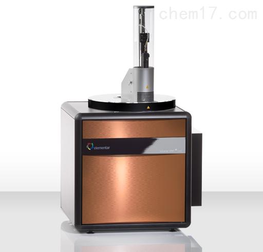 elementar inductar ONH cube元素分析仪