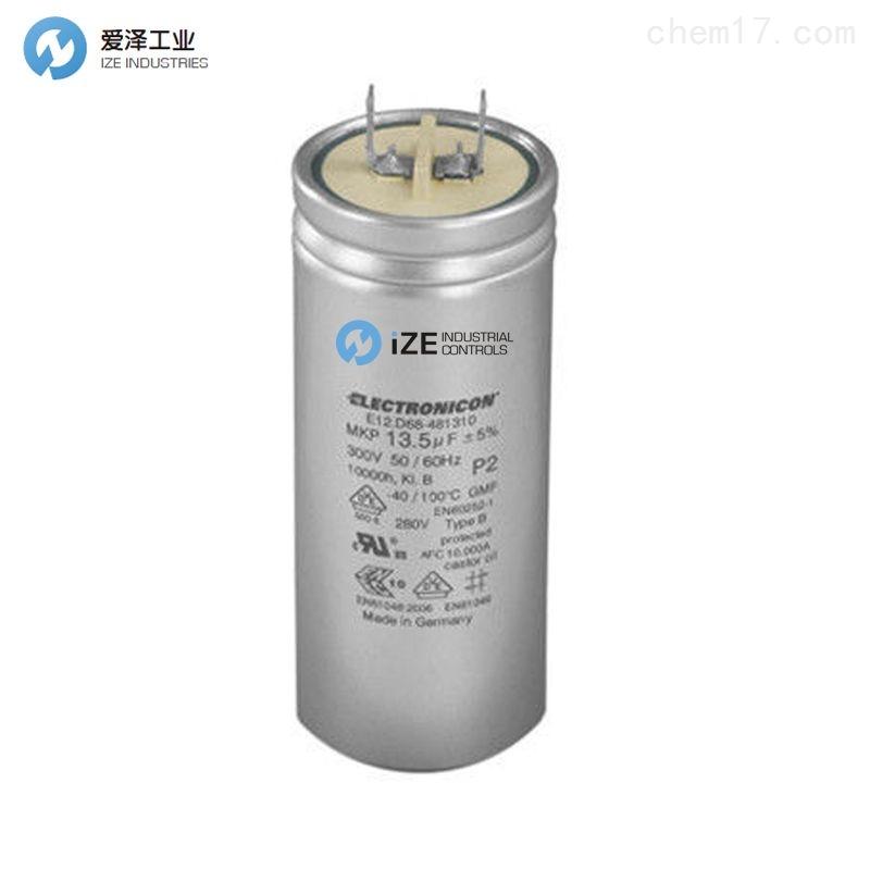 ELECTRONICON电容E12.D78-402000