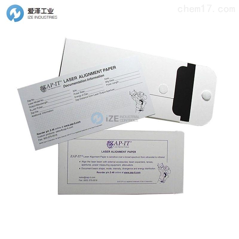 ZAP-IT记录纸Z-48
