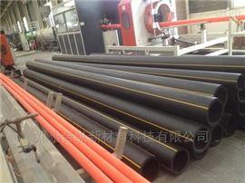 山西大同HDPE燃气管施工具体流程