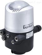8681德国宝德BURKERT卫生级过程调节阀