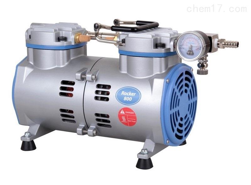 台湾ROCKER800实验室高抽速无油真空泵