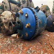 供应二手3吨搪瓷反应釜