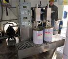 乙醛酸防腐蚀灌装机 强酸强碱分装机