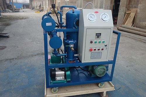 6000L H变压器油真空滤油机