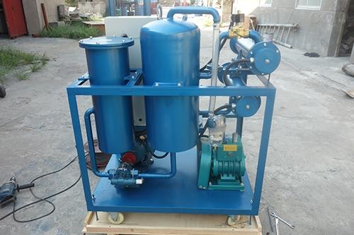 变压器 单级双极真空滤油机