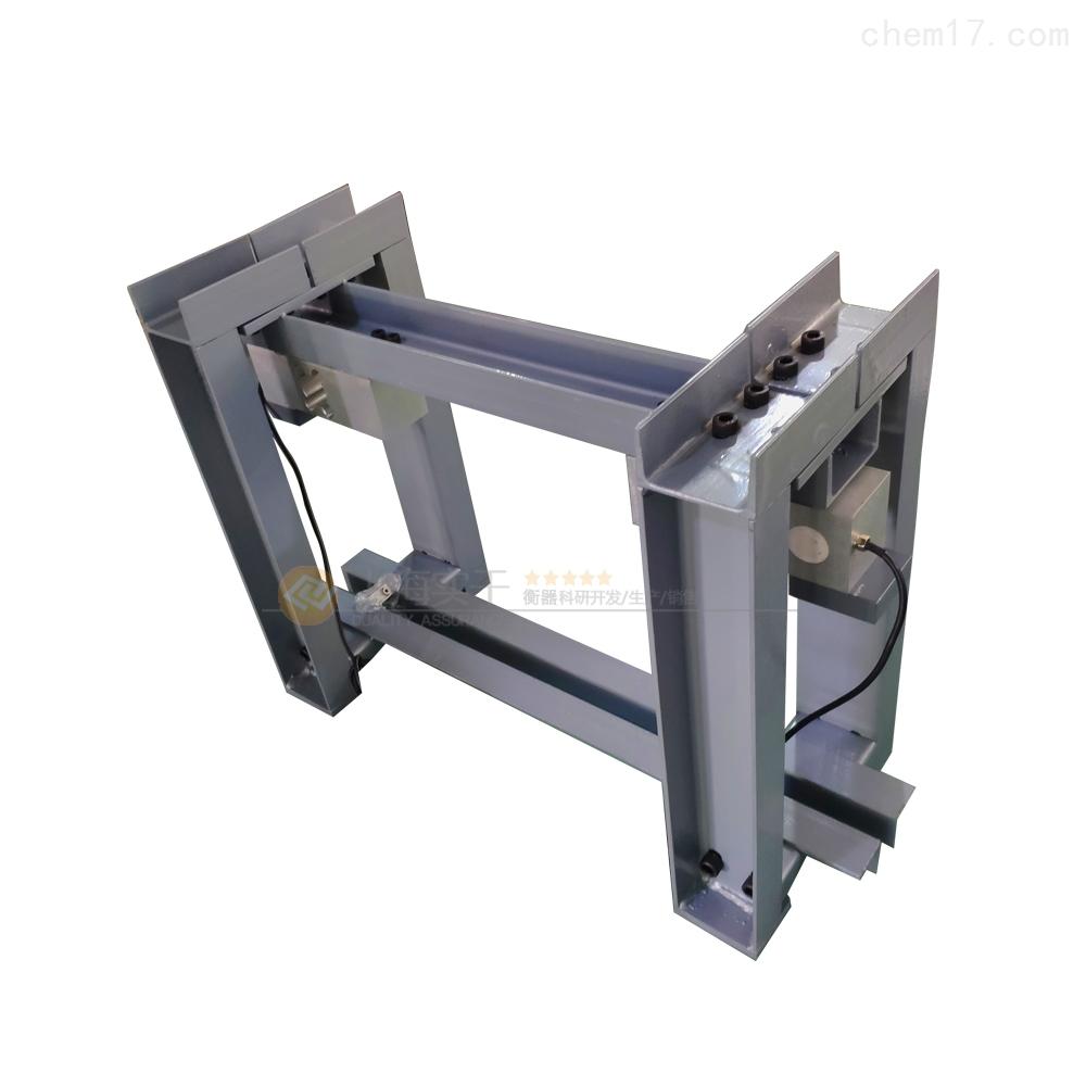 屠宰场轨道秤称重准确打印清晰轨道电子秤
