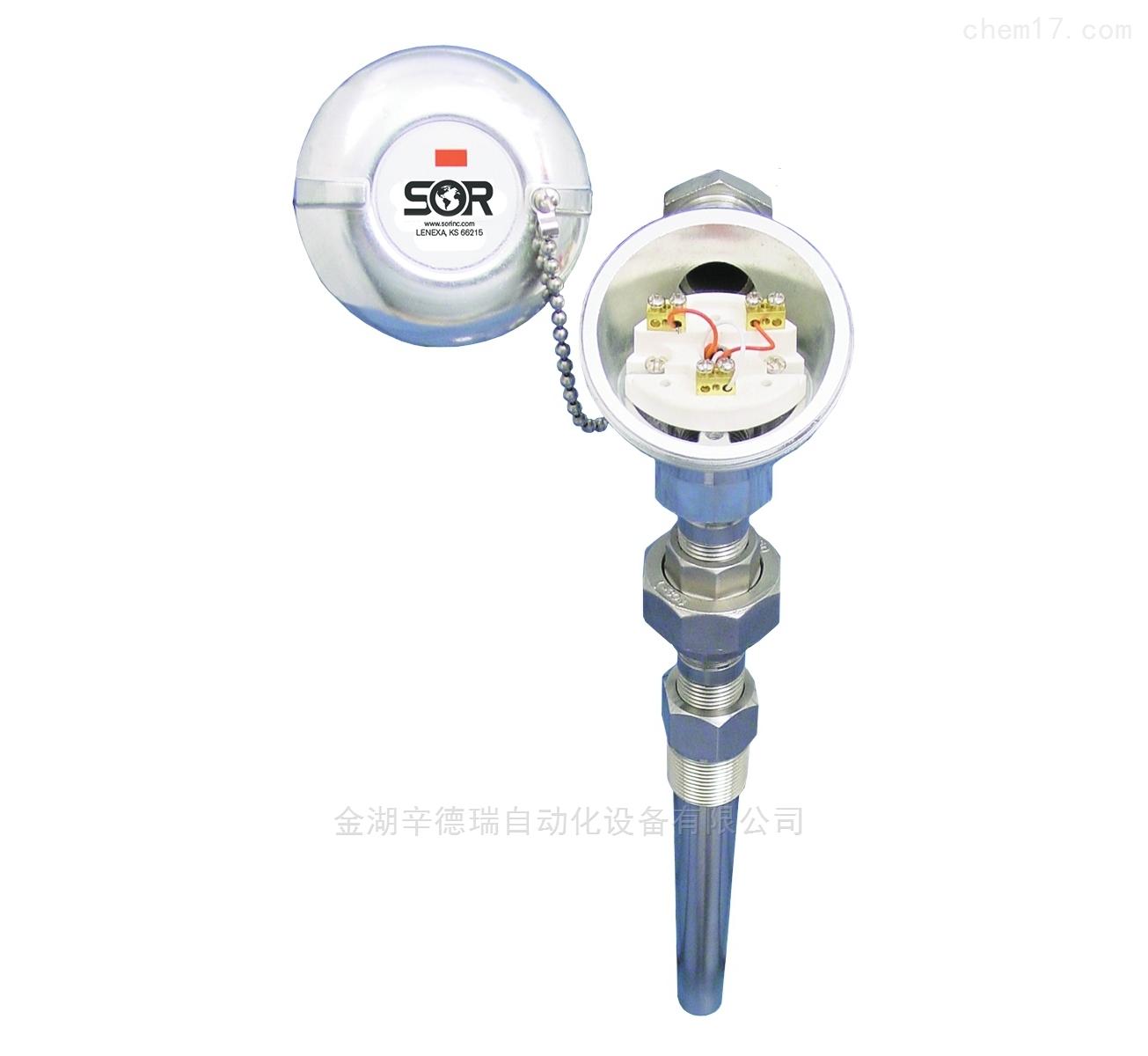 美国SOR索尔一体化温度传感器