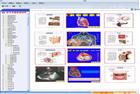 醫學多媒體素材庫及教學平台