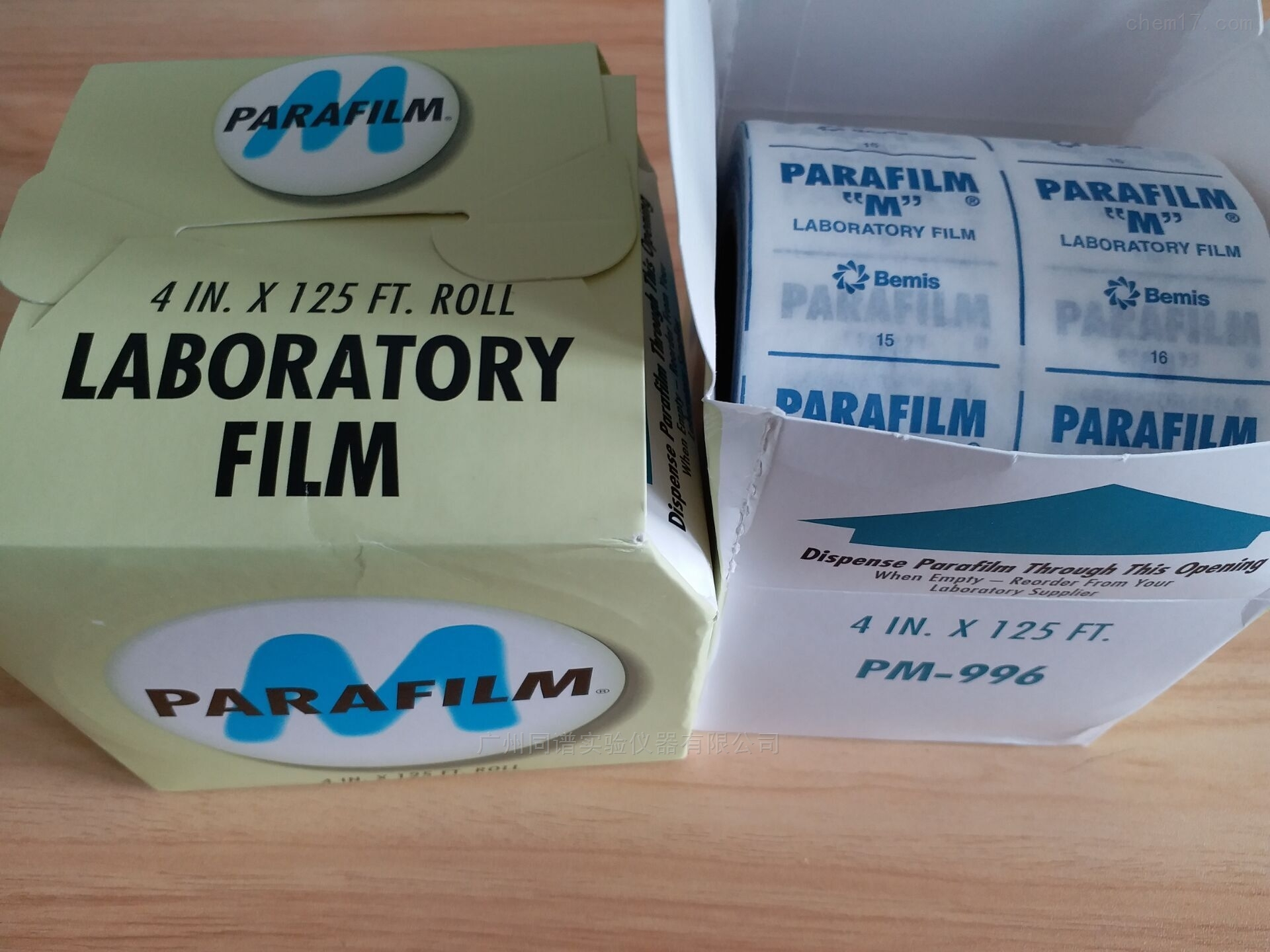 美国Parafilm封口膜PM-996