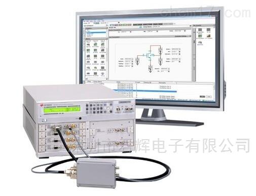 是德E5270B精密型IV分析仪/8插槽测量主机