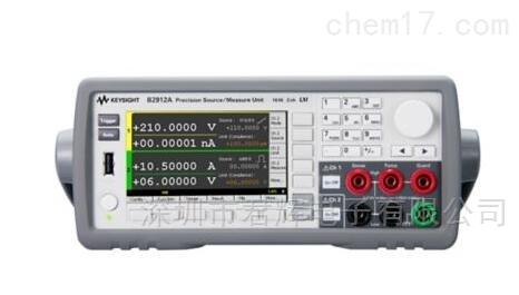 是德B2912A精密型电源/测量单元