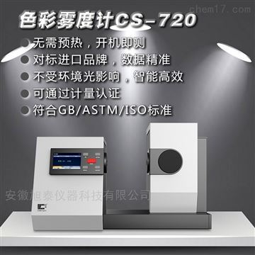 CS-720色彩雾度计