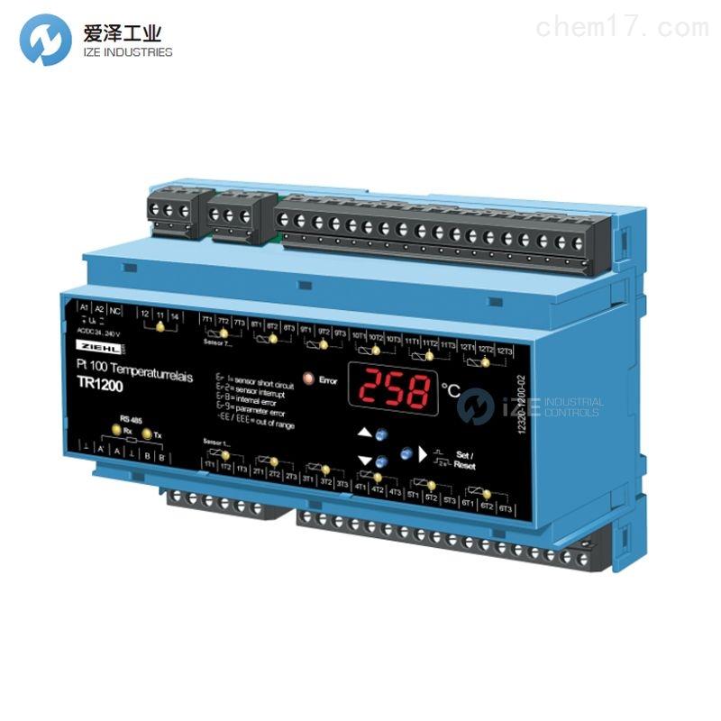 ZIEHL温度继电器T224095
