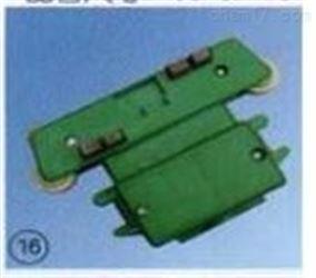 JD4-16/25普通型双盖板双孔集电器