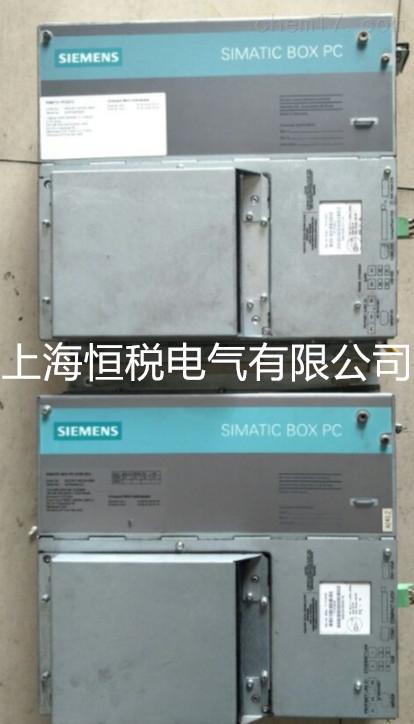 西门子IPC670工控机启动无反应