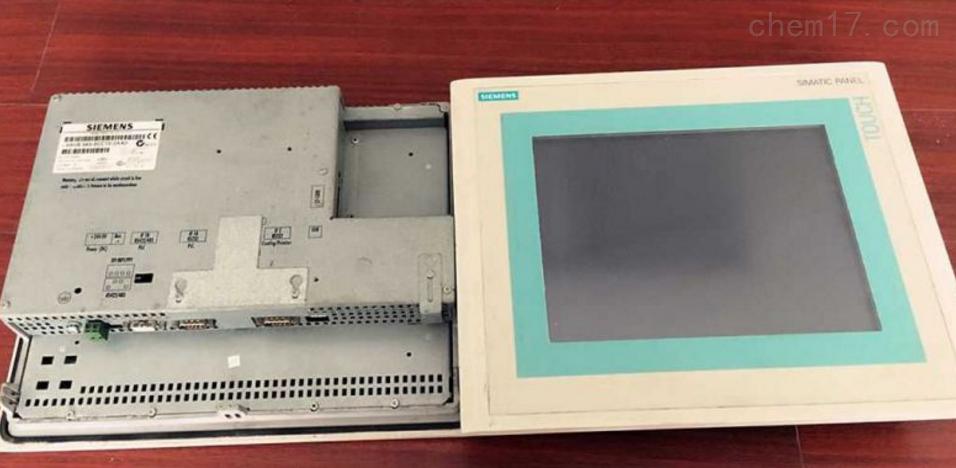 西门子TP270进不去操作界面-老款屏十年修复