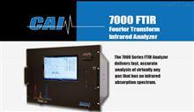美国CAI傅里叶变换红外(FTIR)分析仪