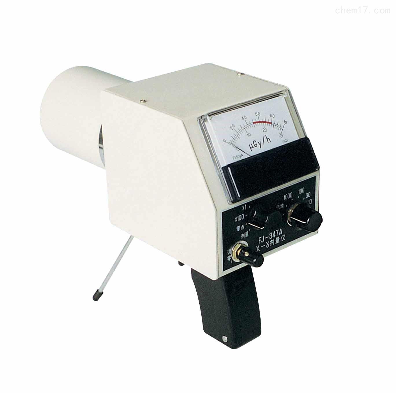 FJ-347A型便携式χ、γ剂量检测仪