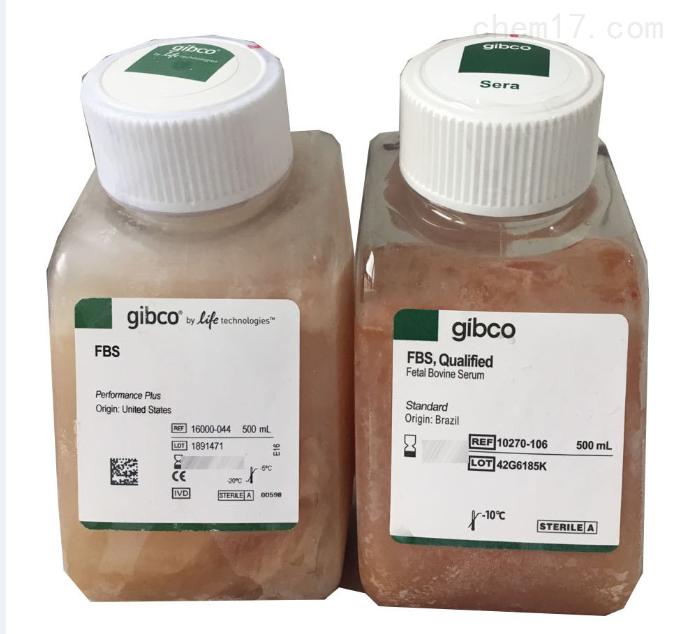 GIBCO胎牛血清10270-106代理商是哪家