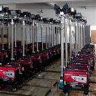 GS3001施工大型移動照明車燈|2000W發電機
