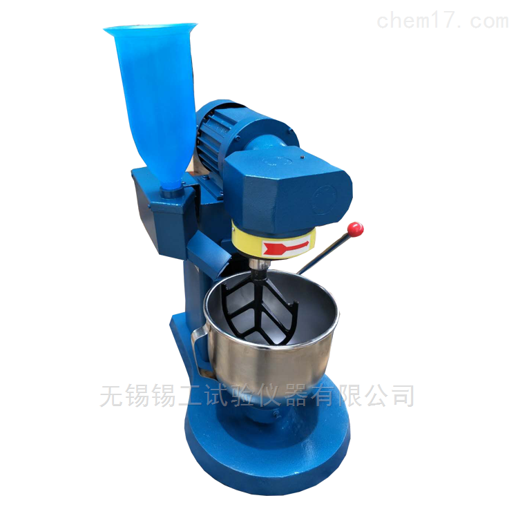 水泥膠砂攪拌機水泥檢測設備