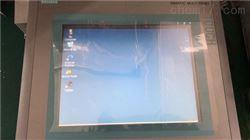 西门子MP370黑屏维修,无显示维修