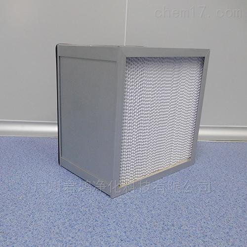 福建福州净化空调系统有隔板高效过滤器