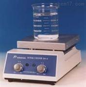 加热磁力搅拌器型号:JZ09-SH-5