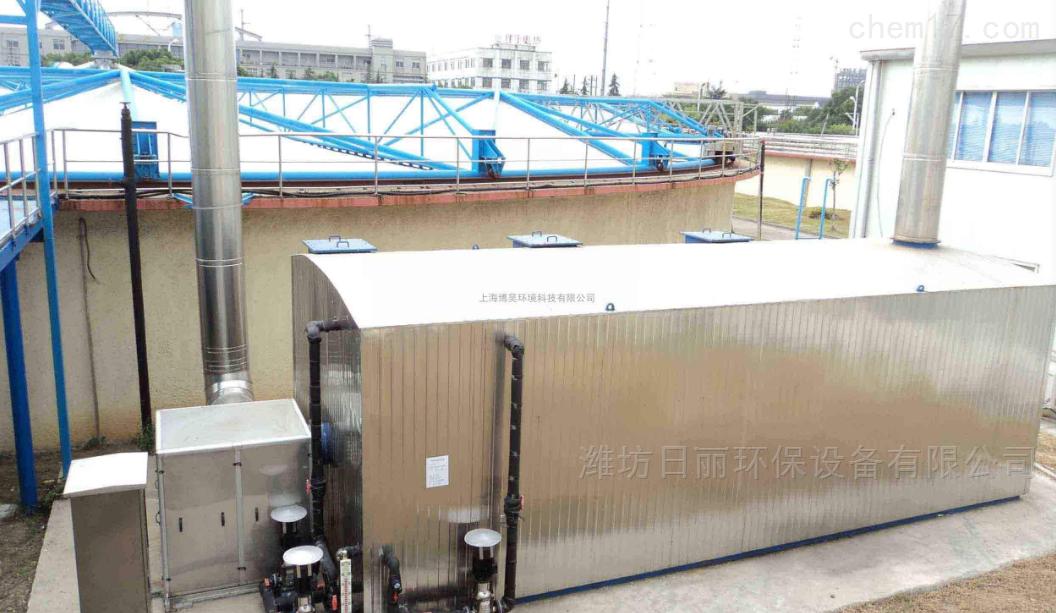 上海BF系列生物过滤除臭装置优质生产厂家