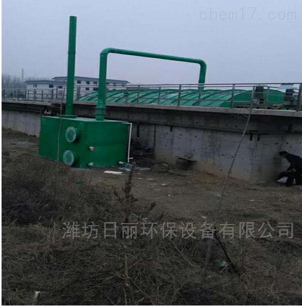 广东BF系列生物过滤除臭装置优质生产厂家