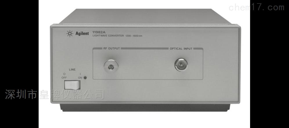 Agilent/HP 11982A 光电转换器
