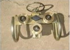 接触线三轮调直器