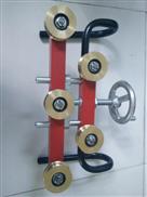 接触线五轮调直器